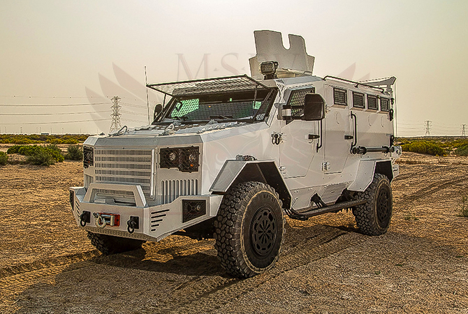 Armoured Personnel Carrier Gabon - panthera-f9