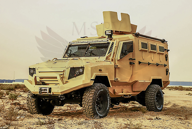 Armoured Personnel Carrier Gabon - panthera-t6