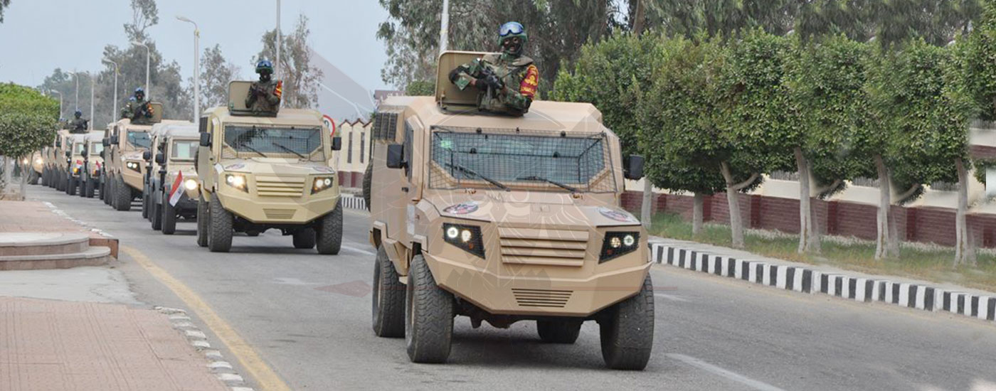 Armoured Personnel Carrier Gabon