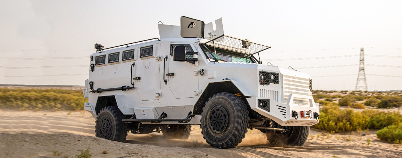 Armoured Personnel Carrier Gabon - Panthera F9